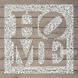 Fadenbilder Mit Nägeln Vorlagen : 12 besten fadenbilder bilder auf pinterest bastelideen diy deko und fadenkunst muster ~ Watch28wear.com Haus und Dekorationen