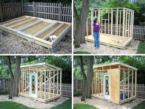 man cave shed plans  pinterest men cave cave  gardens