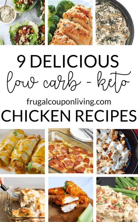 delicious  carb keto diet chicken recipes  dinner