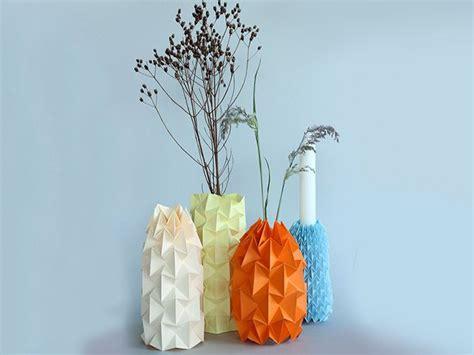 fabriquer un cache pot fabriquer un cache pot en origami