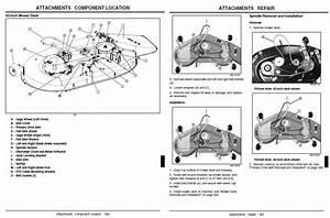 John Deere Repair Manual L100 L110 L120 L130