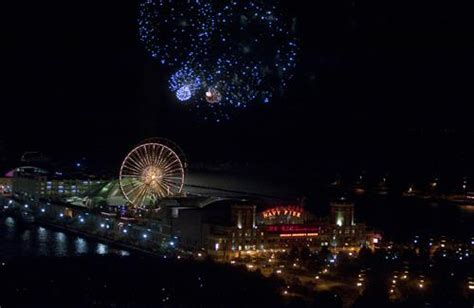 Navy Pier Tourist Attraction In Chicago Us Wallpapers