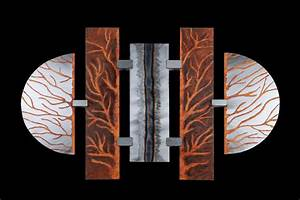 Wandbilder Aus Holz : wandbilder mehrteilig abstrakte wandbilder f r den modernen wohnraum moderne wandbilder aus ~ Frokenaadalensverden.com Haus und Dekorationen