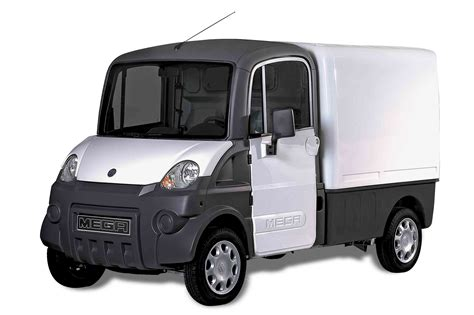 electric utility vehicles hiremech electric vehicles mega tata and now goupil