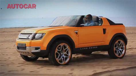 land rover defender dc sport tested youtube