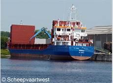 scheepvaartwest Kossau IMO 9356878