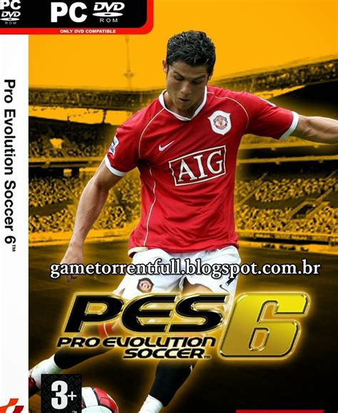 The popular soccer game pes for android pes 2019 pro evolution soccer for android phones and devices is the greatest thing since sliced bread for all the soccer gamers out there. Jr Informatica Games e Celulares: Download - PES 2006 PC ...