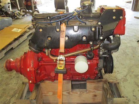 volvo penta aq boat motor complete  bayliner