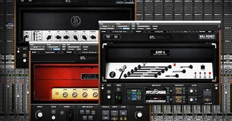 ampli gitar simulator plugin terbaik  metal zonagitarnet majalah gitar  indonesia