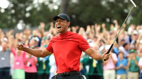 Tiger Woods wins 2019 Masters - Greatest sporting comeback ...