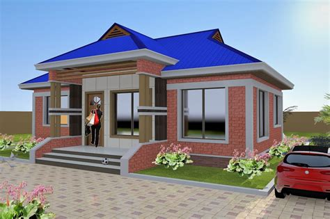 3 Bedroom House In by 3 Bedroom House Plan Hydroform Bricks Id Ma 052