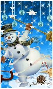 68+ Snowman Desktop Wallpapers on WallpaperPlay (With ...