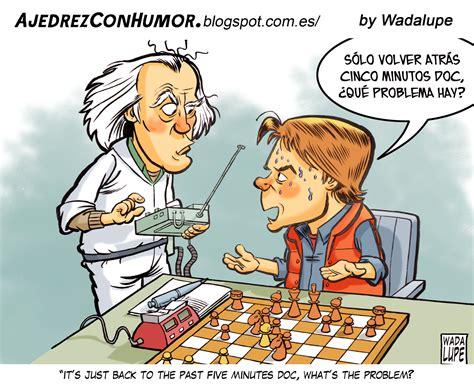ajedrez con humor