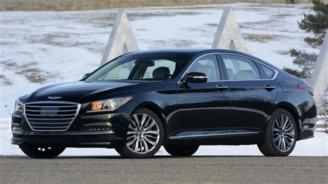 2015 Hyundai Genesis 50 First Drive [wvideo]