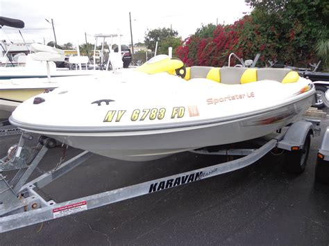 Sea Doo Boats by Sea Doo Sportster Boats For Sale Boats
