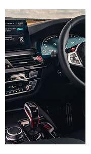 BMW M5 Competition 2020 5K Interior Wallpaper | HD Car ...