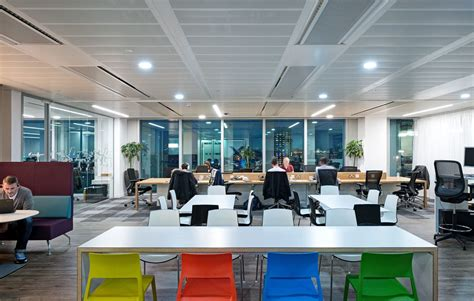 Office Insider by A Look Inside Square Enix S Stylish Office