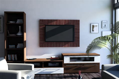 Tv Paneel Wand by Living Room Inspiring Living Room Interior With Tv Wall