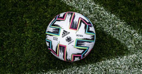 Follow the euros on the go. adidas Reveal the 'Uniforia' EURO 2020 Ball - SoccerBible