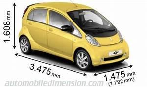 Dimension Peugeot 107 : dimensions des voitures peugeot longueur x largeur x hauteur ~ Maxctalentgroup.com Avis de Voitures