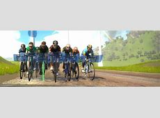 Setting Up a Zwift Group Ride the Unofficial Guide