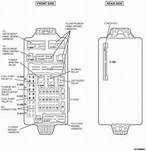 2001 Mitsubishi Eclipse Starter