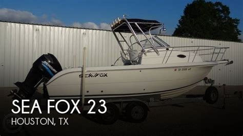Sea Fox Walkaround Boats For Sale by Sea Fox 230 Walkaround Boats For Sale