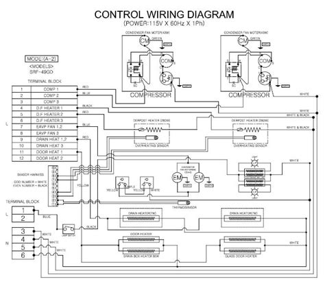 True Refrigeration Wiring Diagram