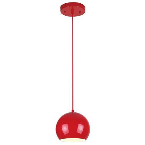 westinghouse 1 light adjustable mini pendant with
