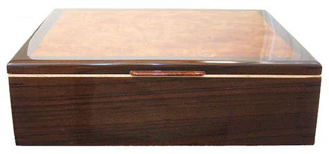 handcrafted mens box large mens valet box keepsake