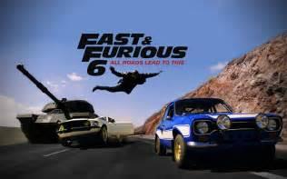 Filme Fast & Furious 6 Filme Wallpaper