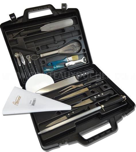 malette couteaux cuisine malette 19 couteaux et ustensiles de cuisine au nain