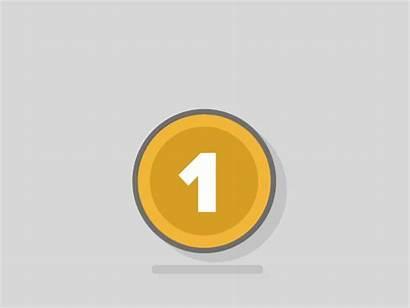 Coin Animation 3d Icon Money Dribbble Tweet