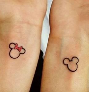 Tatouage Amour éternel : 30 id es de tatouages pour les couples tatouages ~ Melissatoandfro.com Idées de Décoration