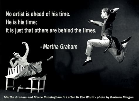 photo quotes martha graham  artist