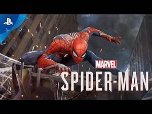 Marvel's Spider-Man - PS4 Gameplay Impressions | E3 2017 ...