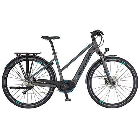 sport fahrrad damen e sub sport 20 damen trekking pedelec e bike fahrrad grau schwarz orange 2018 top