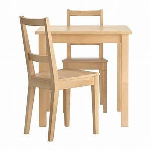 Tisch Norden Ikea : tisch und zwei st hle com forafrica ~ Orissabook.com Haus und Dekorationen