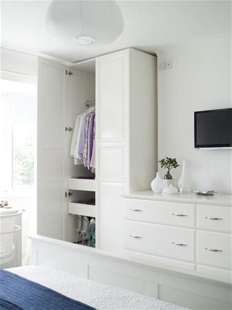 Bedroom TV and wardrobe setup   For the Home   Pinterest