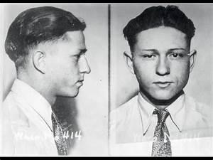 mug shots of a young Clyde Barrow | Pez Carnivoro ...