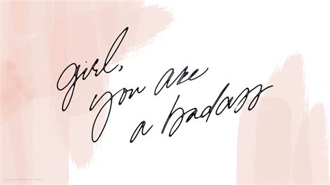 Calligraphy Wallpaper Desktop by You Are A Badass Desktop Wallpaper Saffron Avenue