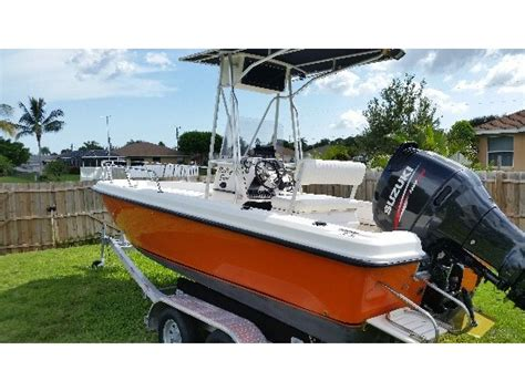 Used Hydra Sport Bay Boats For Sale by Hydra Sports 22 Bay Boats For Sale