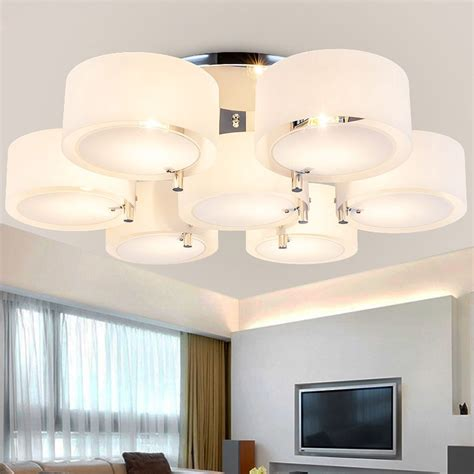 modern led ceiling lamp acrylic  chandelier kitchen