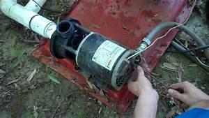 Jacuzzi Pump Wiring