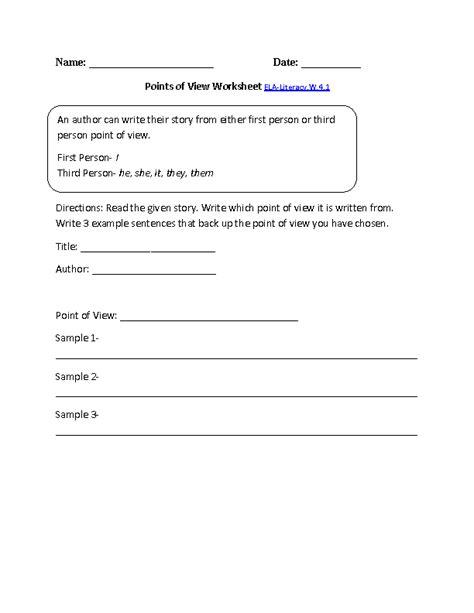 common writing worksheets 5th grade 8th grade