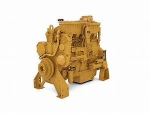 New Cat U00ae 3406c Diesel Engine Industrial For Sale