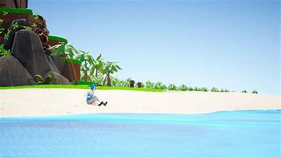 Meta Runner Island Simple Flip Fandom Supermarioglitchy4