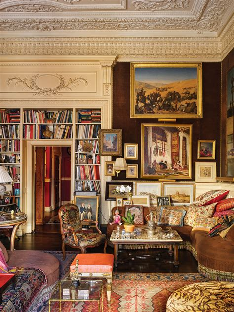 Maximalist New York Lofts That Will Take Your Breath Away by See Inside Kenneth S New York Home The Gloss