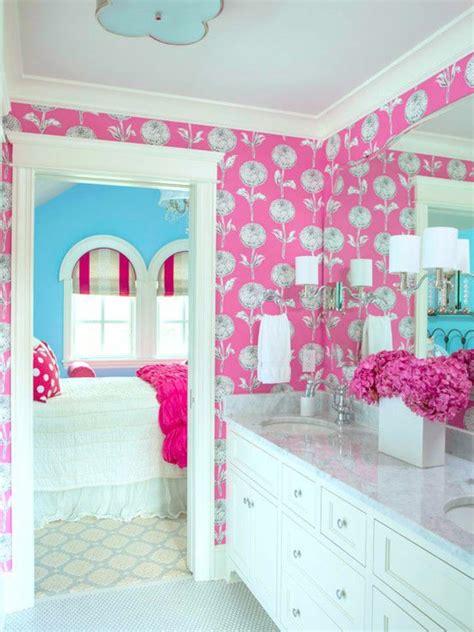 salle de bain fille la chambre ado fille 75 id 233 es de d 233 coration archzine fr