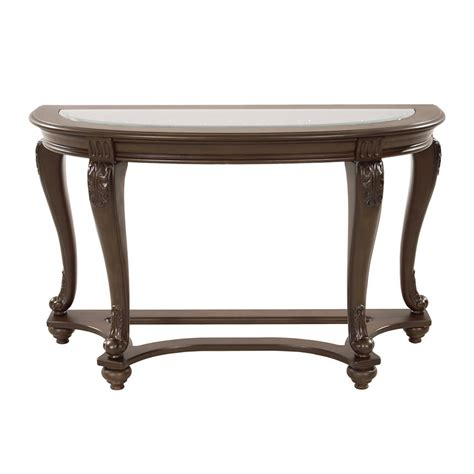 Norcastle Sofa Table Furniture by Norcastle Console Table El Dorado Furniture